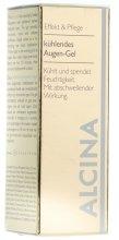 Парфюми, Парфюмерия, козметика Антивъзрастов охлаждащ гел за клепачи - Alcina E Eye Gel