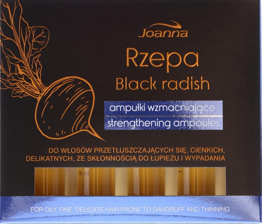 Укрепващи ампули за коса - Joanna Turnip Description Strengthening Ampoules