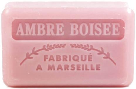 Марсилски сапун с кехлибар - Foufour Savonnette Marseillaise Ambre Boisee