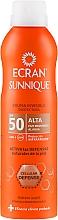 Парфюмерия и Козметика Слънцезащитен спрей - Ecran Sun Lemonoil Spray Protector Invisible SPF50