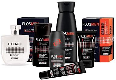 Крем за кожата около очите против бръчки за мъже - Floslek Flosmen Eye Cream For Men Anti-Wrinkle — снимка N2