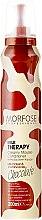 "Парфюми, Парфюмерия, козметика Мус за коса ""Шоколад"" - Morfose Milk Therapy Chocolate Creamy Mousse Conditioner"