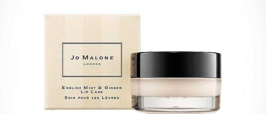 Балсам за устни - Jo Malone Vitamin E Wild Mint & Ginger Lip Balm — снимка N1