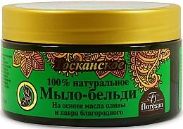 Парфюмерия и Козметика Тоскански мек сапун белди за коса и тяло - Floresan