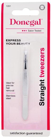 """Права пинсета """"Exquisite"""", 1091 - Donegal Straight Tweezers — снимка N2"""