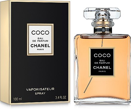 Chanel Coco - Парфюмна вода