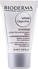 Парфюми, Парфюмерия, козметика Крем за ръце против пигментни петна - Bioderma White Objective Hand Cream