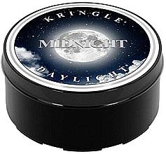 Парфюмерия и Козметика Чаена свещ - Kringle Candle Midnight Daylight