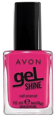 Лак за нокти с гел ефект - Avon Gel Shine