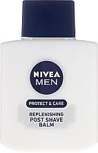 Възстановяващ балсам за след бръснене - Nivea For Men Replenishing After Shaving Balm — снимка N2