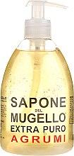 Парфюмерия и Козметика Течен сапун с цитруси - Officina Del Mugello Liquid Soap Citrus Fruits