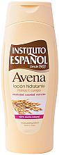 Парфюмерия и Козметика Хидратиращ лосион за ръце и тяло - Instituto Espanol Avena Moisturizing Lotion Hand And Body