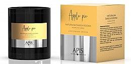 Парфюмерия и Козметика Натурална соева свещ - APIS Professional Apple Pie Candle