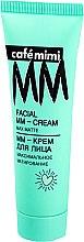 Парфюми, Парфюмерия, козметика ММ–крем за лице с максимален матиращ ефект - Cafe Mimi Facial Mm-Cream Max Matte