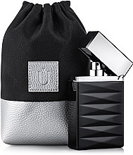 """Парфюмерия и Козметика Подаръчна чанта за парфюм, черен """"Perfume Dress"""" - MakeUp"""