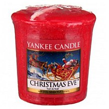 Парфюми, Парфюмерия, козметика Ароматна свещ - Yankee Candle Christmas Eve
