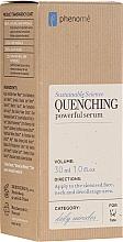 Парфюмерия и Козметика Дълбоко хидратиращ серум за лице - Phenome Quenching Powerful Serum