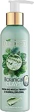 Парфюмерия и Козметика Почистваща веган паста за лице със зелена глина - Bielenda Botanical Clays Vegan Face Wash Paste Green Clay