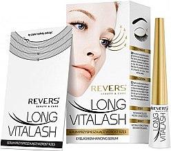 Парфюми, Парфюмерия, козметика Серум за ускоряване растежа на миглите - Revers Long Vitalash