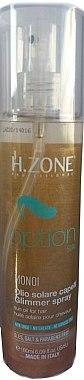 Спрей за защита на косата от дехидратация - H.Zone Option Sun — снимка N1