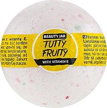 Парфюми, Парфюмерия, козметика Бомбичка за вана с витамин Е - Beauty Jar Tutty Fruity
