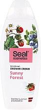 Парфюмерия и Козметика Подхранващ душ крем - Seal Cosmetics Sunny Forest Shower Cream
