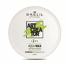 Парфюмерия и Козметика Восък на водна основа за коса - Brelil Art Creator Aqua Wax