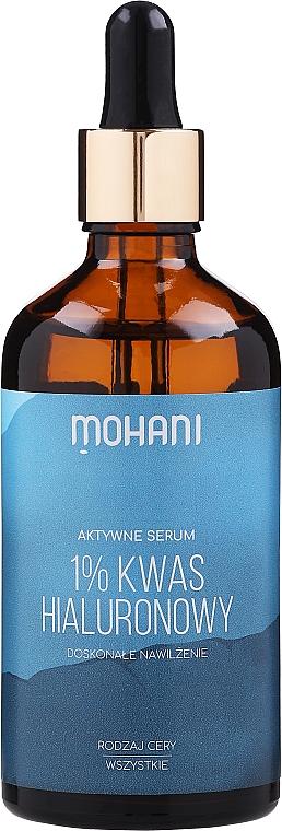 Хиалуронова киселина-гел 1% - Mohani Hyaluronic Acid Gel 1%