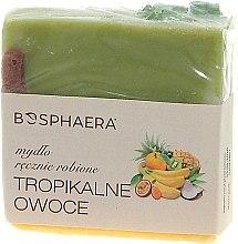 """Парфюми, Парфюмерия, козметика Натурален сапун """"Тропически плодове"""" - Bosphaera"""