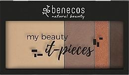 Парфюмерия и Козметика Benecos It-Pieces Freaking Hot Palette Refill - Палитра за грим (пълнител)