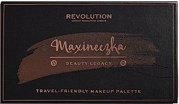Парфюмерия и Козметика Палитра за грим - Makeup Revolution Maxineczka Palette