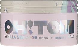 Парфюмерия и Козметика Душ мус с ванилия и портокал - Oh!Tomi Dreams Vanilla Orange Shower Mousse