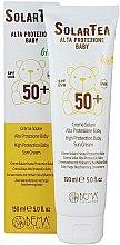 Парфюми, Парфюмерия, козметика Детски слънцезащитен крем с висока степен на защита - Bema Cosmetici Solar Tea High Protection Baby Sun Cream SPF 50