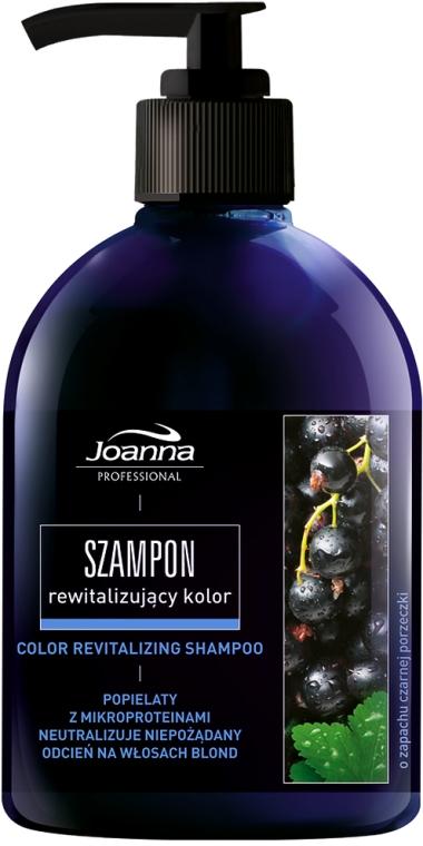 Възстановяващ шампоан за сива и светла коса - Joanna Professional Color Revitalizing Shampoo
