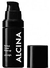 Парфюми, Парфюмерия, козметика Фон дьо тен - Alcina Perfect Cover Make-up
