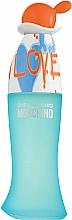 Парфюмерия и Козметика Moschino I Love Love - Тоалетна вода