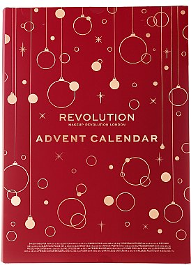 Календар за грим - Makeup Revolution Advent Calendar 2019