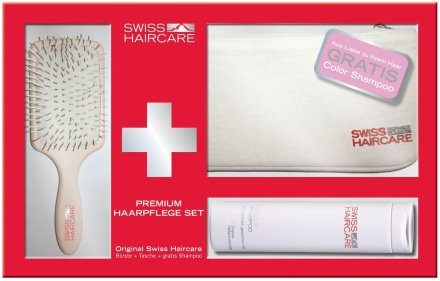 Комплект - Swiss Haircare Premium Haaprflege W3ks Set I — снимка N1