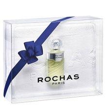 Парфюми, Парфюмерия, козметика Rochas Eau De Rochas - Комплект (тоал. вода/100ml+кърпа)