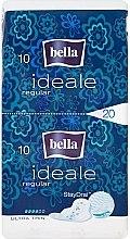 Парфюмерия и Козметика Дамски превръзки Ideale Ultra Regular StayDrai, 20 бр. - Bella