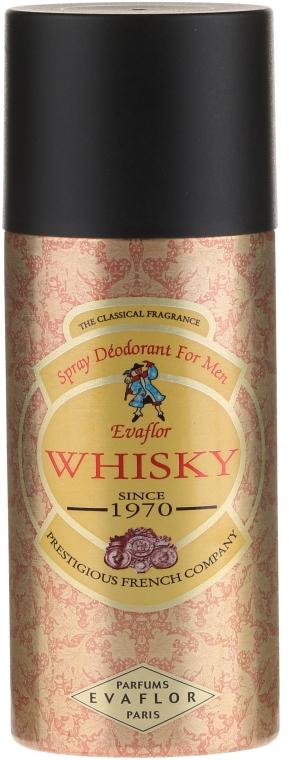 Evaflor Whisky - Дезодорант