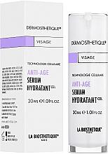 Парфюмерия и Козметика Активен клетъчен овлажняващ серум за лице - La Biosthetique Dermosthetique Serum Hydratant