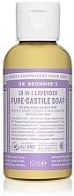 """Парфюми, Парфюмерия, козметика Течен сапун """"Лавандула"""" - Dr. Bronner's 18-in-1 Pure Castile Soap Lavender"""