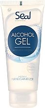 Парфюмерия и Козметика Дезинфекциращ гел за ръце - Seal Cosmetics Alcohol Gel With Moisturizers Instant Hand Sanitizer