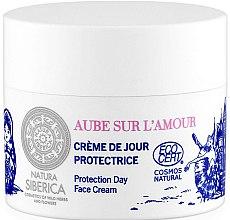 Парфюми, Парфюмерия, козметика Дневен защитен крем за лице - Natura Siberica Siberie Mon Amour Protection Day Face Cream