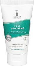 Парфюмерия и Козметика Дезодориращ крем за крака - Bioturm Deodorant Cream for Feet Nr.80