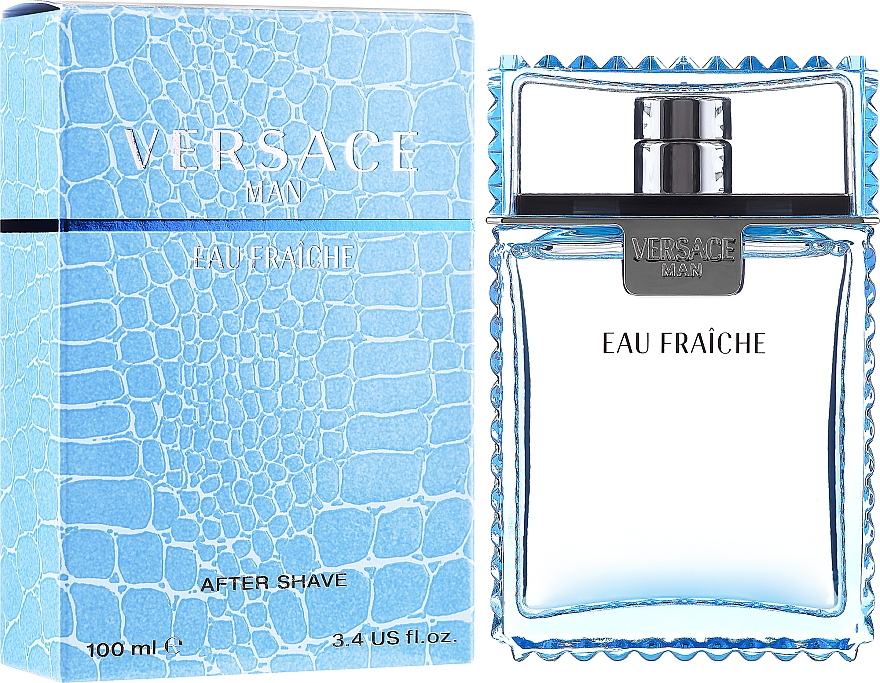 Versace Man Eau Fraiche - Лосион след бръснене — снимка N1
