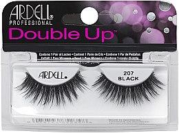 Изкуствени мигли - Ardell Double Up 207 Black — снимка N2