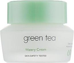 Парфюми, Парфюмерия, козметика Крем за лице - It's Skin Green Tea Watery Cream