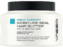 Парфюмерия и Козметика Овлажняващо масло за коса - Vasso Professional Moisture Seal Hair Butter